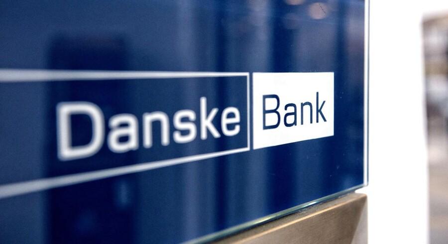 ARKIVFOTO: Mens bankkæmper, som Danske Bank og Nordea, lukker filialer på stribe, oplever danske lokalbanker den største kundevækst siden 1990'erne. Det skriver dagbladet Børsen.