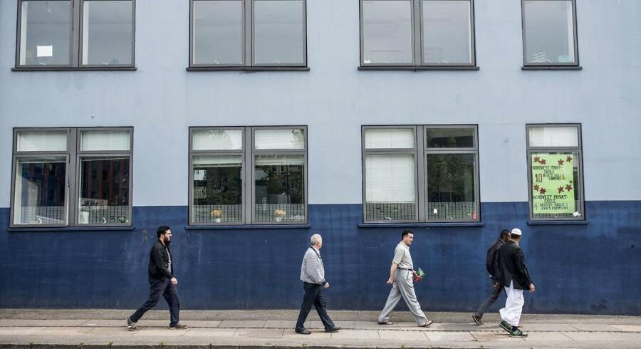 BMINTERN - Gadefoto fra Nordvest Skole,