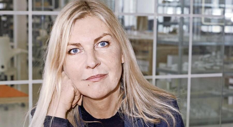 Dorte Mandrup-Poulsen, født 1961, er arkitekt. Hun er indehaver af arkitektfirmaet Dorte Mandrup i København og står bag adskillige prisbelønnede bygninger. Foto: Mads Teglers.
