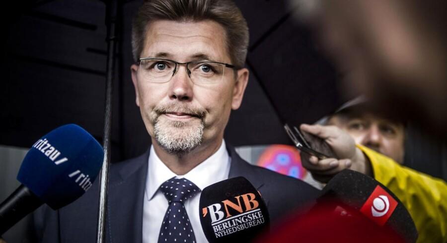 ARKIV: Overborgmester Frank Jensen.