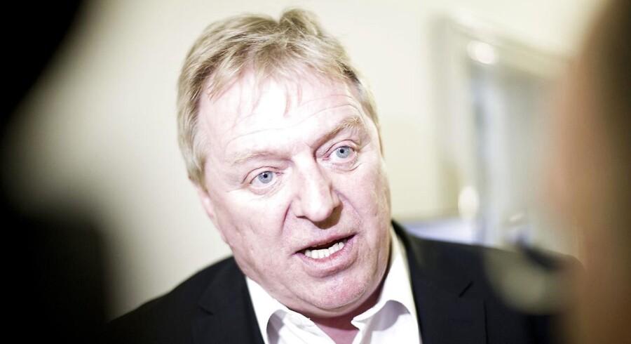 Trafikordfører for Dansk Folkeparti, Kim Christiansen.