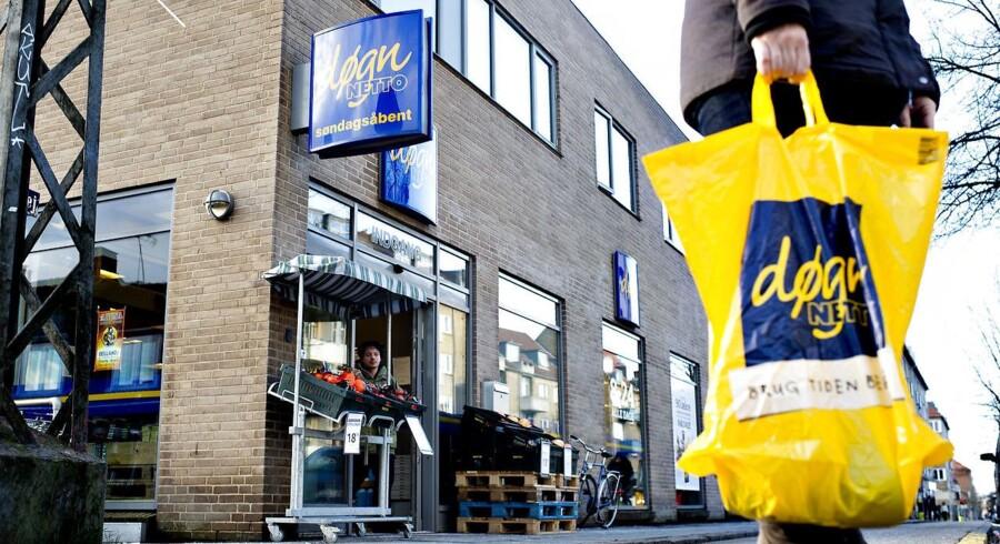 Dansk Supermarkeds butikker som Netto vil fra 2. januar sælge en vegansk plantefars ved navn Naturli'Hakket.