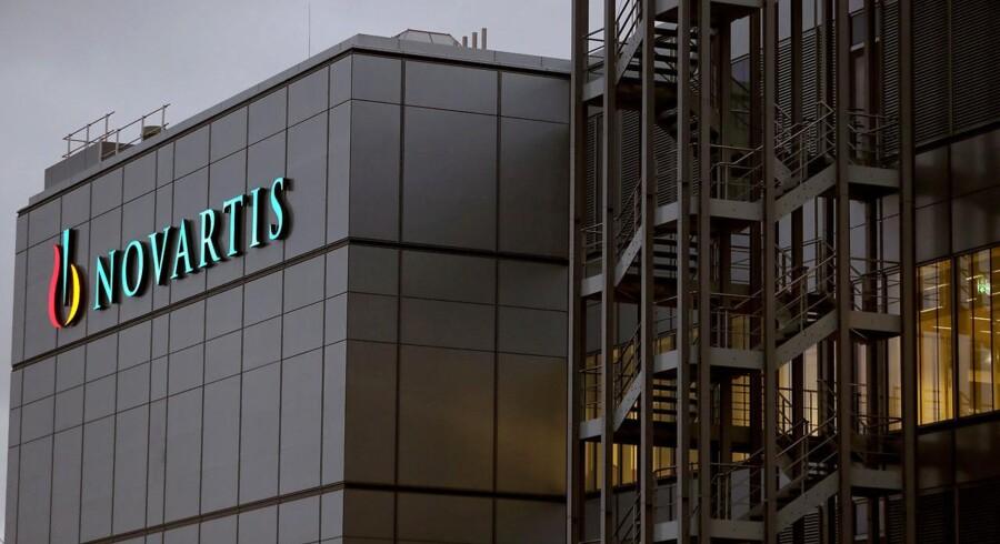 Den schweiziske medicinalgigant Novartis har onsdag morgen leveret regnskab for fjerde kvartal.