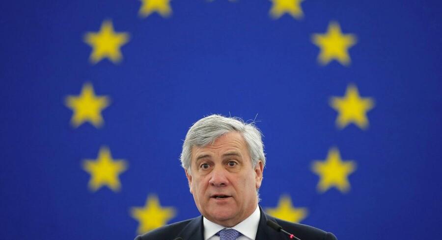 Antonio Tajani, næstformand i Europa-Kommissionen.