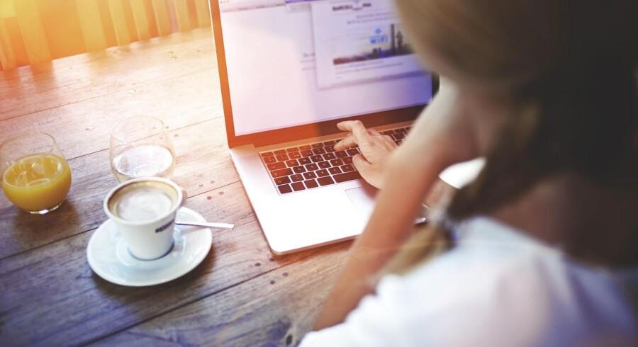 Økonom råder unge til at have et studiejob frem for at tage et SU-lån.