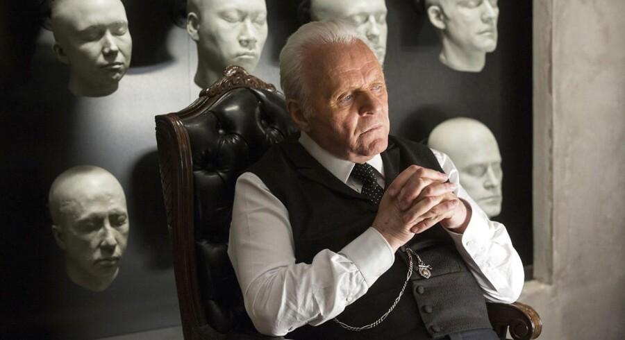 Hvis det står til HBO, vil »Game of Thrones«-succesen blive overgået af TV-serien »Westworld« - Ikke mindst takket være Sir Anthony Hopkins rolle som »Dr. Ford«.