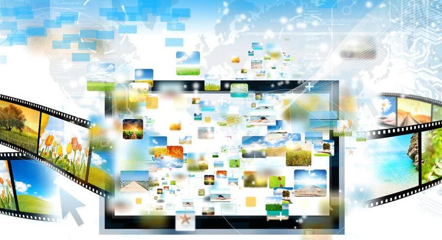 Flere og flere danskere vælger en mindre TV-pakke, blandt andet fordi de kombinerer med nogle af de mange gratis og betalte streamingtjenester, hvor man ser fjernsyn, film og TV-serier over internetforbindelsen på sin telefon, tavle-PC, PC eller sit smart-TV. Boxer er endnu den eneste, der leverer helt frit valg af TV-kanaler, og det har nu 100.000 valgt. Arkivfoto: Iris/Scanpix