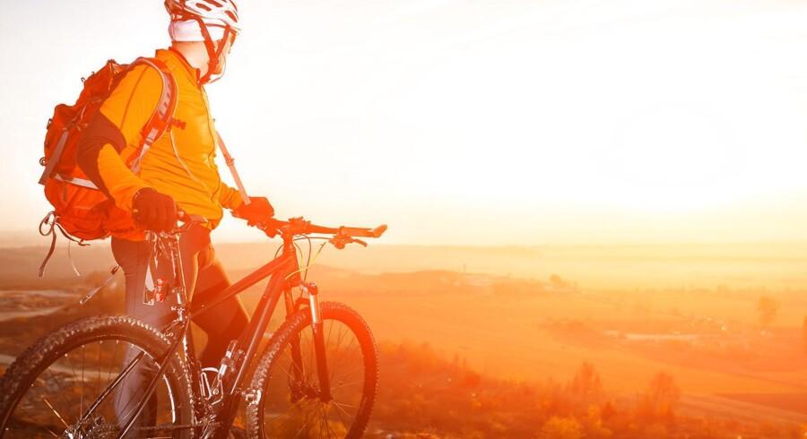 Modelfoto: Flere kommuner har cykelprojekter for ledige, hvor målet er job eller uddannelse.