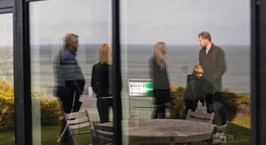 Det er blevet mere udbredt, at flere generationer bosætter sig under samme tag, viser nye tal Fra Danmarks Statistik ifølge ejendomsmæglerkæden Nybolig. PR-foto: Nybolig