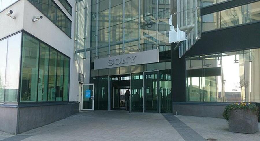 Sony Mobile har stadig over 1.000 ansatte i Lund men overvejer nu at flytte sydpå til mindre lokaler. Foto: Sony Mobile