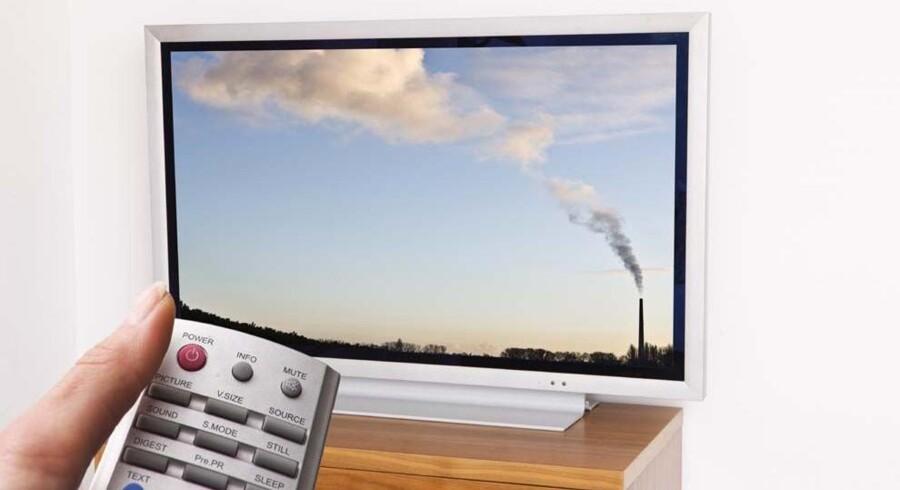 Skal fladskærmen i stuen skiftes ud, så er det ved at være et godt tidspunkt rent økonomisk at gå på shopping.