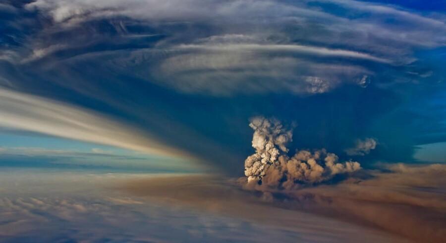 Udbruddet i 2011 i den islandske vulkan Grimsvötn skabte ikke nævneværdige gener for flytrafikken. Men det kan blive ændret, når kæmpevulkanen Katla atter løfter på låget og eksploderer.