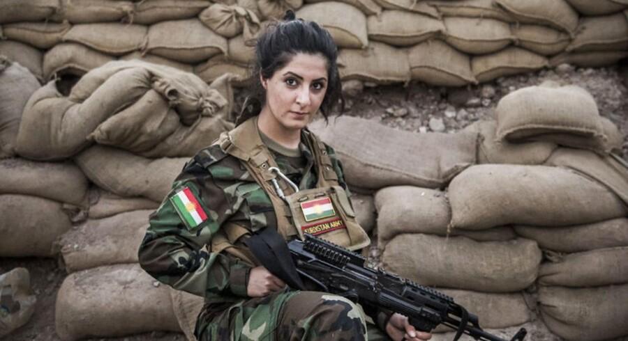 Danske Joanna Palani forlod i November 2014 Danmark for at kæmpe mod Islamisk Stat i Irak og Syrien.