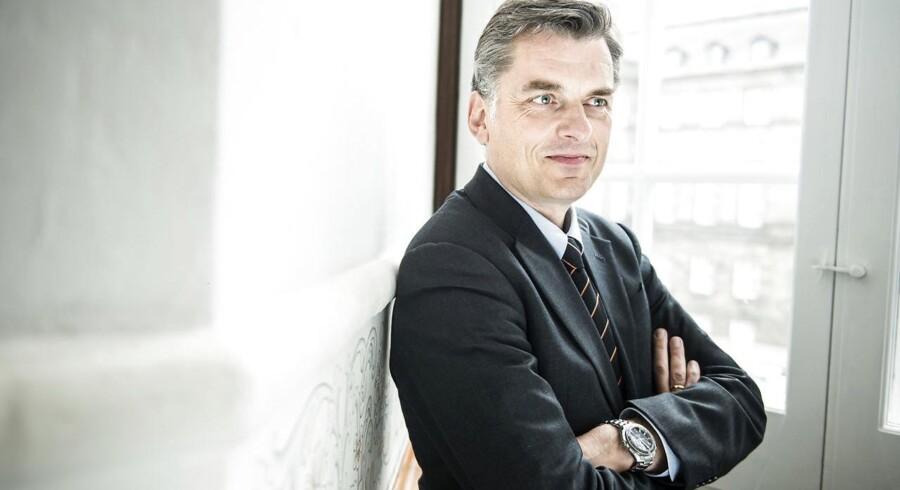 »Det er uærligt spil, når Socialdemokratiet spiller ud med, at regeringens oplæg til forhandlingerne har været for slapt,« siger Venstres indfødsretsordfører, Jan E. Jørgensen.