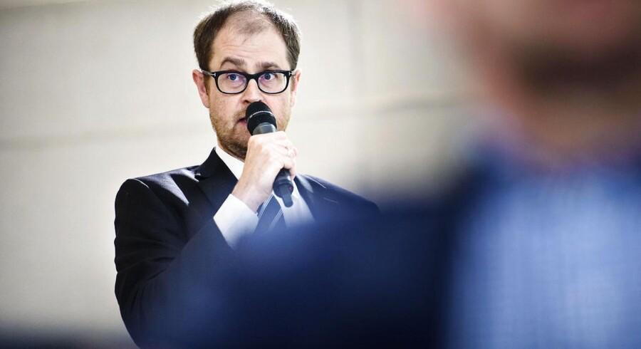 Cheføkonom i tænketanken CEPOS Mads Lundby Hansen