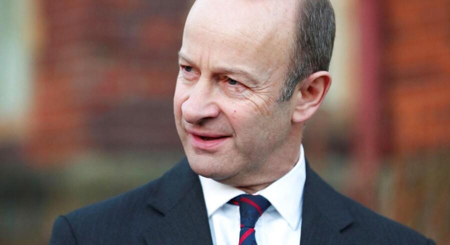 Henry Bolton er blevet afsat som leder af Ukip ved en afstemning lørdag. Scanpix/Ben Stansall (arkiv)