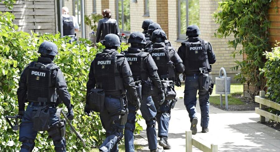 Resultatet af »Operation Disruption« på Sjælland vil politiet offentliggøre senere på dagen.