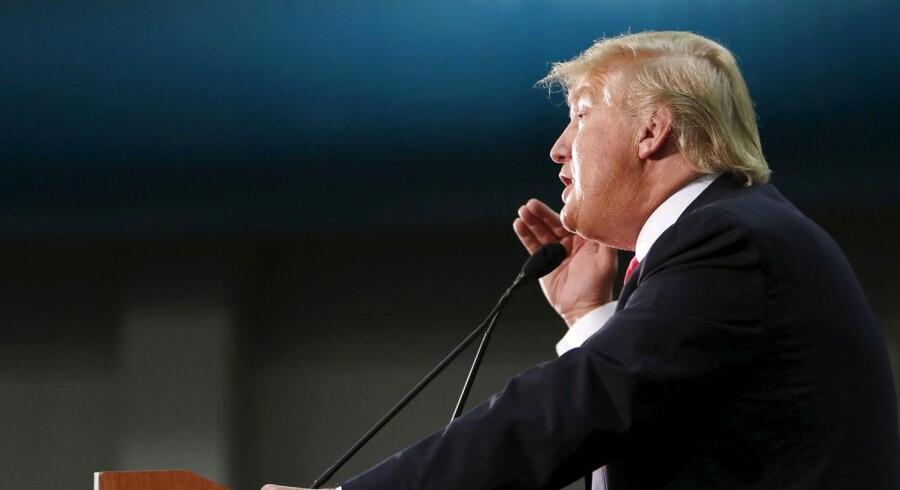 Donald Trump vil ikke deltage i debatten, så længe Megyn Kelly er vært.