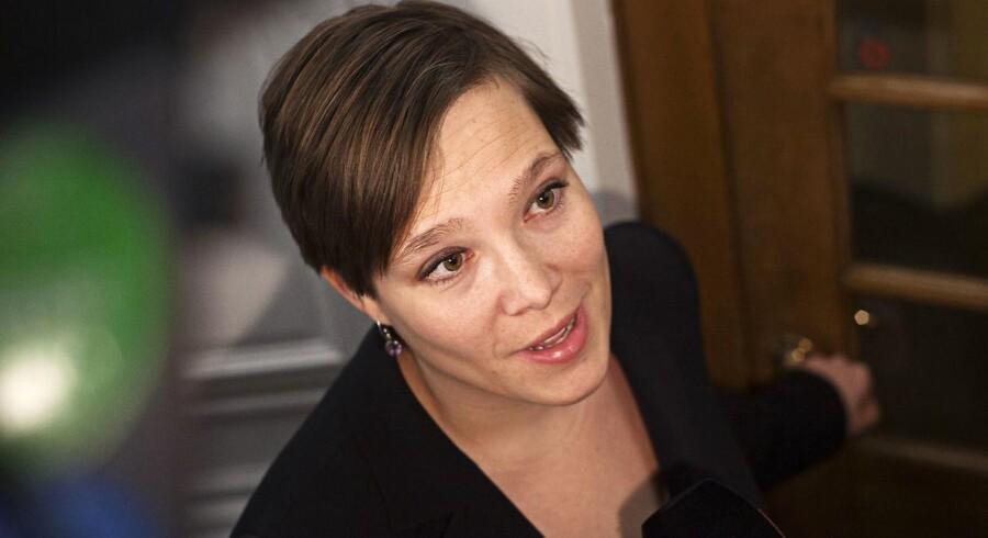 Astrid Krag. (Foto: Jonas Skovbjerg Fogh/Scanpix 2014)