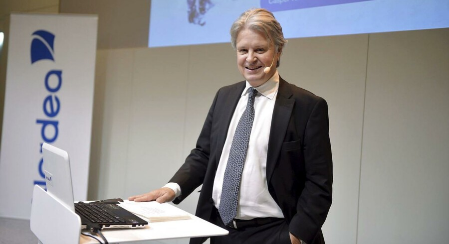 Nordeas topchef, finske Casper von Koskull, vil om en måneds tid fremlægge en ny plan for bedre lønsomhed i banken.
