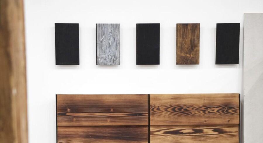 Arkitekt Anders Lendager står for en udstilling på Dansk AkitekturCenter, som handler om at upcycle skrald. Altså genbruge det med merværdi. Udstillingen hedder Wasteland.