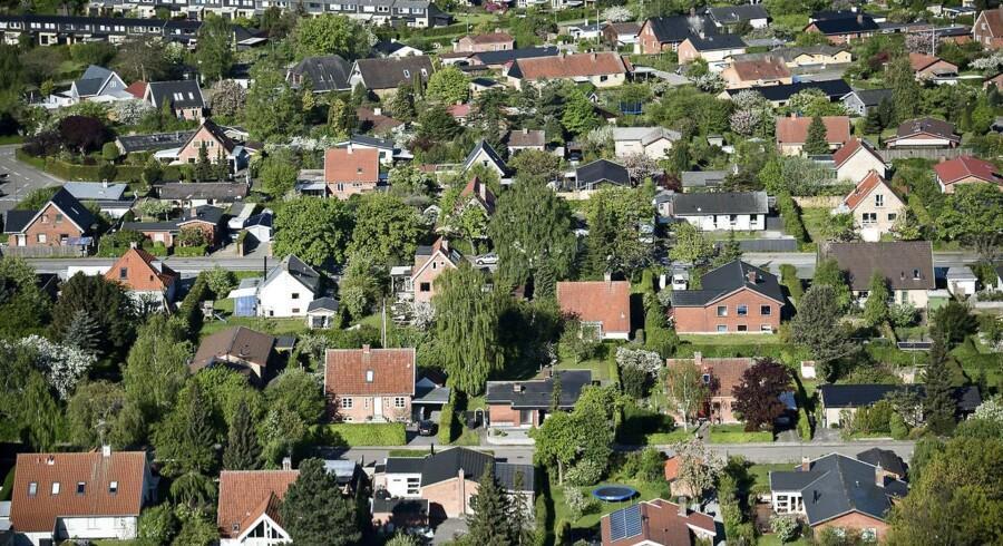 Arkivfoto. Venstre roser Radikale og Dansk Folkeparti for at ville finansiere lavere boligskat med lavere rentefradrag.