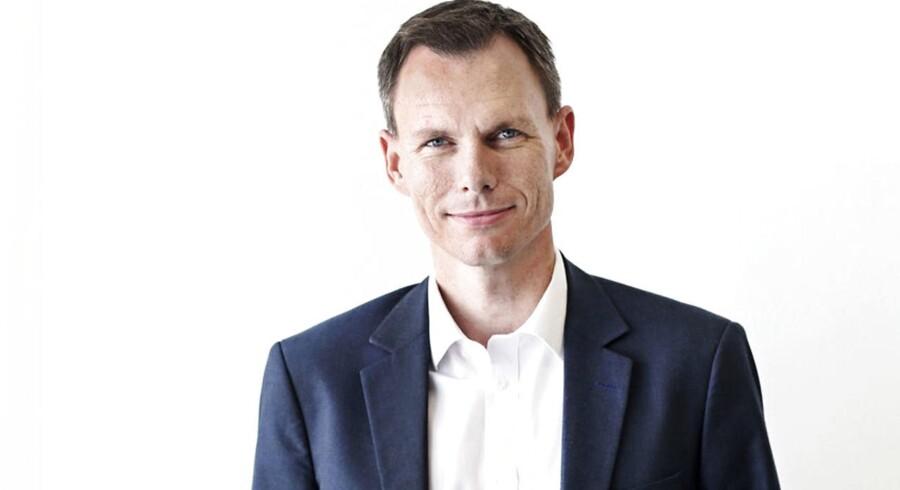 Kent Damsgaard, direktør, Dansk Industri. Arkivfoto.