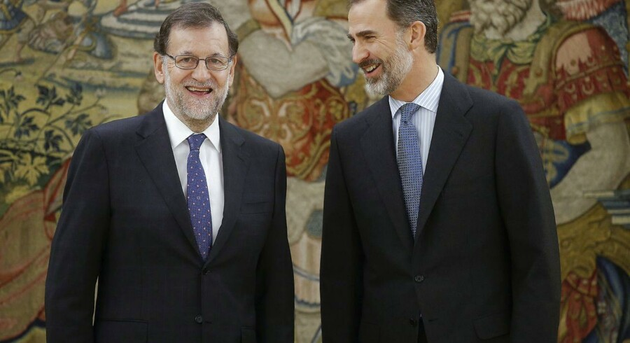 Arkivfoto. Efter 10 måneders politisk dødvande har Spanien endelig fået en ny regering.