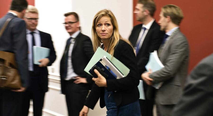 Arkivfoto: Dansk Folkepartis gymnasieordfører, Marie Krarup.