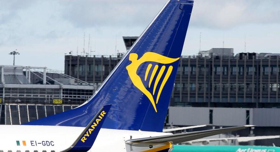 Tyske Ryanair-piloter er klar til at gå i strejke når som helst for at få Ryanair til forhandlingsbordet.