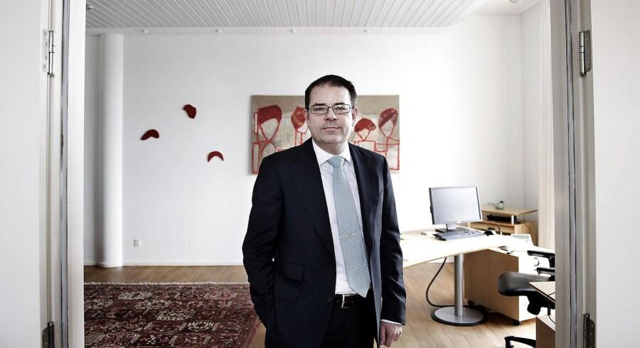 Den tidligere Danisco-topchef, Tom Knutzen, er ifølge svenske medier på vej ud af bestyrelsen i Nordea.
