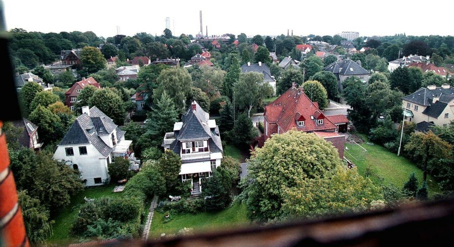 Fortsætter de københavnske boligejeres friværdier med at vokse, som Nykredit forudsiger, så vil København slå rekorden fra før finanskrisen allerede i år.