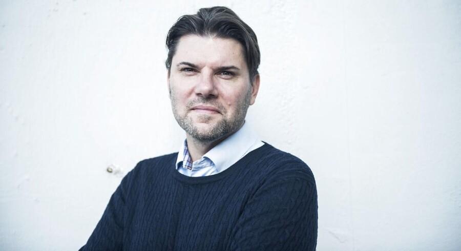 Mads Fuglede, USA analytiker og medlem af Folketinget for Venstre (Foto: Anne Bæk/Scanpix 2017)