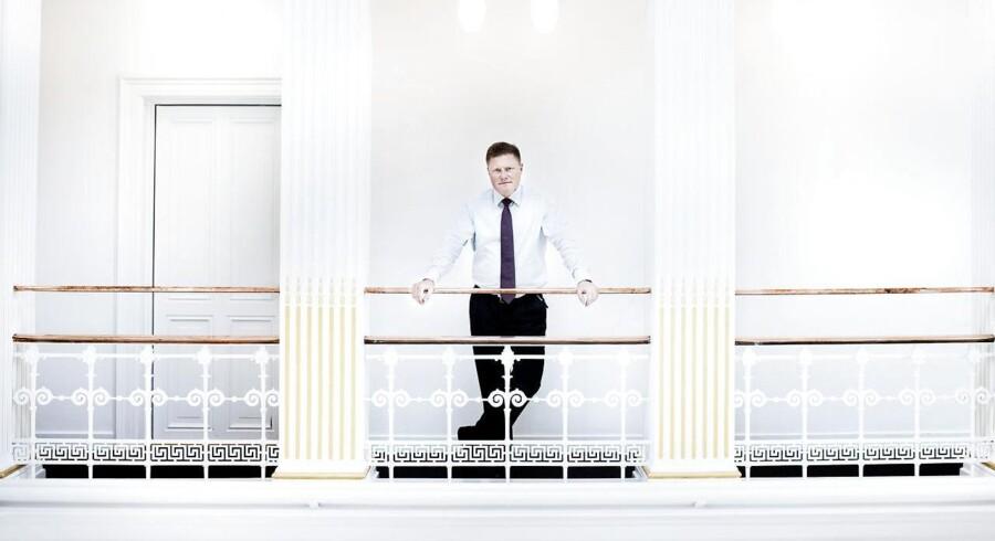 Læs hvad Novo Nordisk CFO, Jesper Brandgaard (billedet), mener der skal til for at blive ansat i virksomheden.