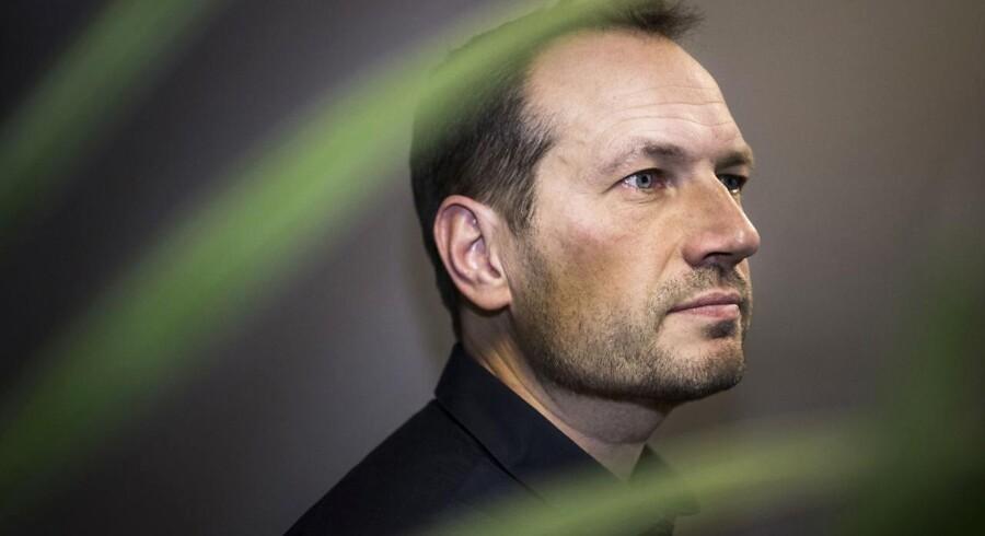 Martin Thorborg, passioneret serieiværksætter og direktør i Dinero, der i 2016 blev solgte til norske Visma.