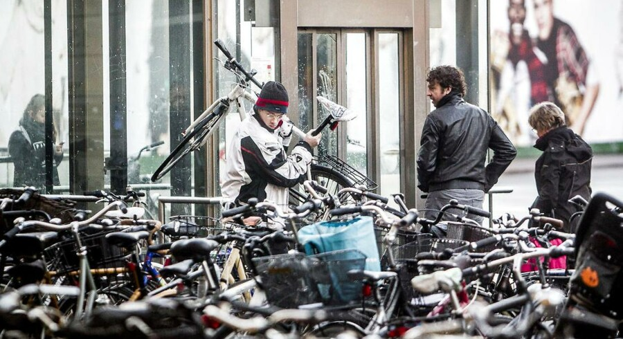 ARKIVFOTO fra Berlingske-serien »Griber du ind?«.