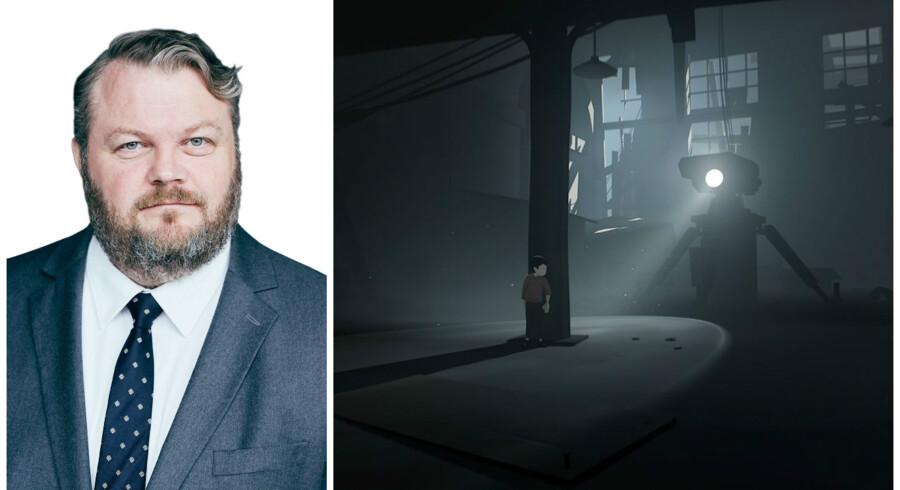 Foto: Kristian Ditlev Jensen og Playdead.