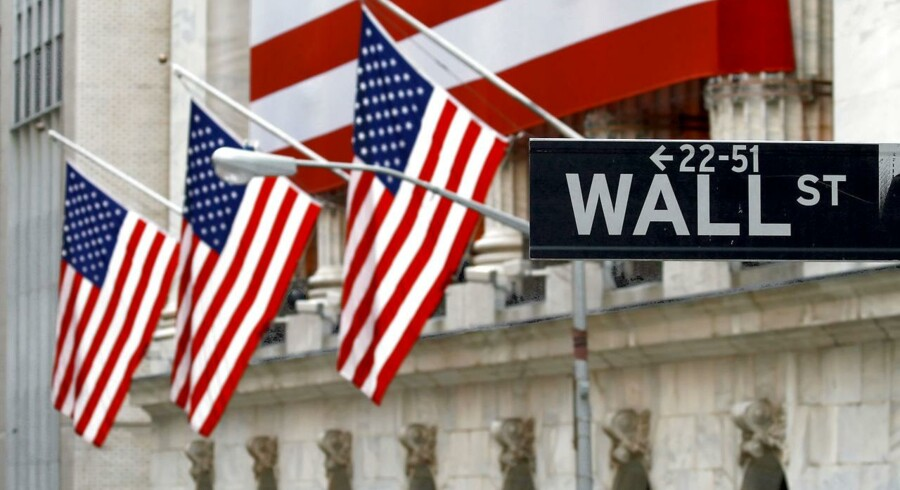 New York Stock Exchange, Manhattan.