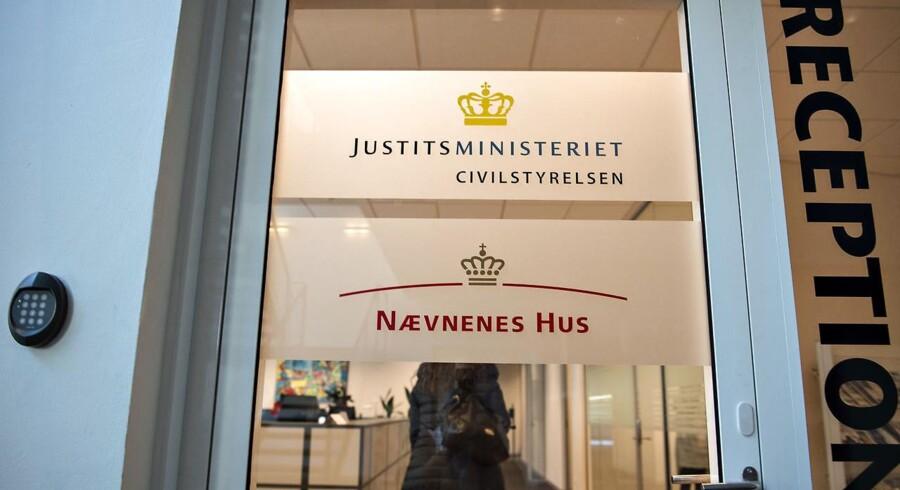 Nævnenes Hus og Civilstyrelsen ligger i Viborg som en del af regeringens udflytning af statslige arbejdspladser .
