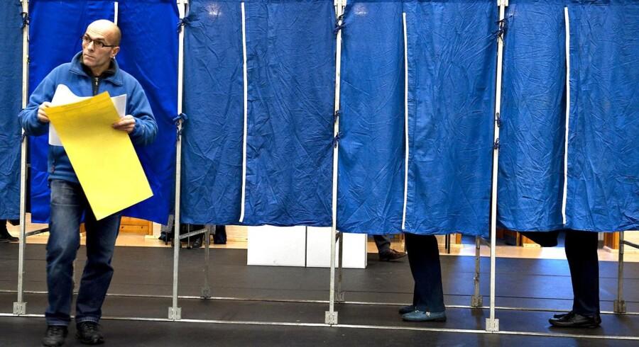 Et flertal i Folketinget er klar med et lovforslag, der sætter rammerne for kommunale folkeafstemninger.