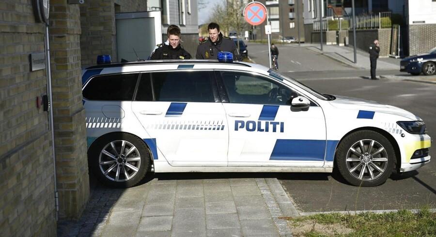 Politiskolen kommer til at ligge i Fredericia, indtil bygningerne i Vejle er klar.