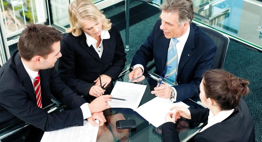 Rådgivning om ledelse, IT og design er blandt de rådgivningsydelser, der vokser mest.