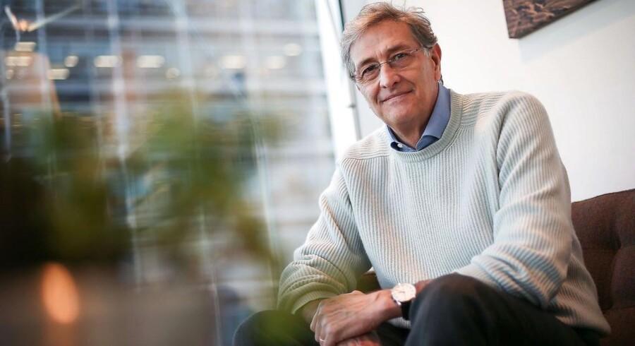 Den nuværende leder af EMA Guido Rasi
