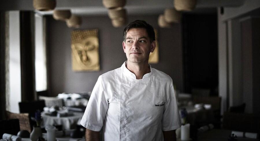 Henrik Yde Andersen i sin første restaurant, Kiin Kiin, på Nørrebro i København. Restauranten, der på mange måder er fundamentet for den succes, som han i dag har med 15 restauranter og pæne regnskabstal.