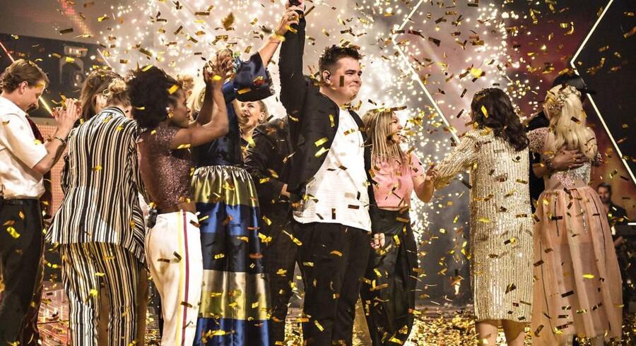 Arkivfoto: X Factor-vinderen er klar med sit første album. Men der er også udfordringer ved at stå på egne ben.