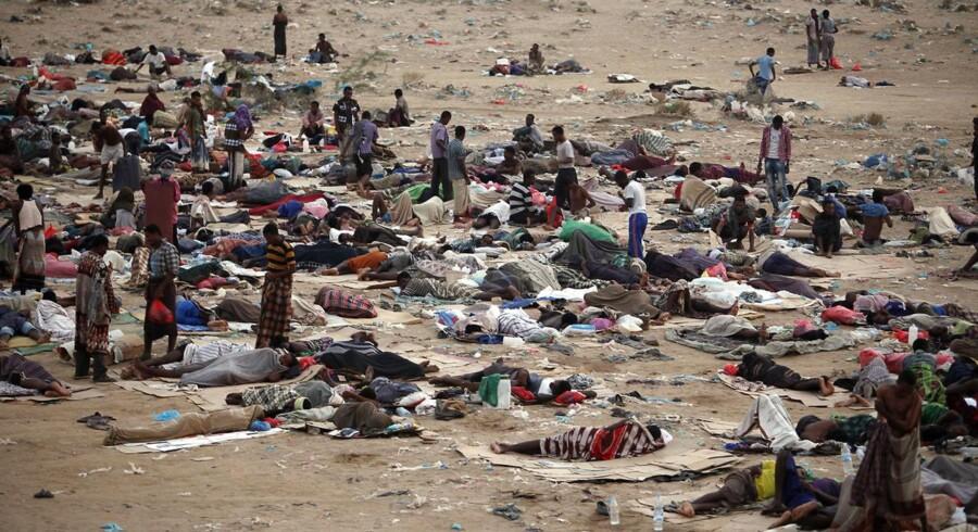 Yderligere 16 etiopiere, der meldes savnet, formodes også omkomne, oplyser FNs organisation for migration.