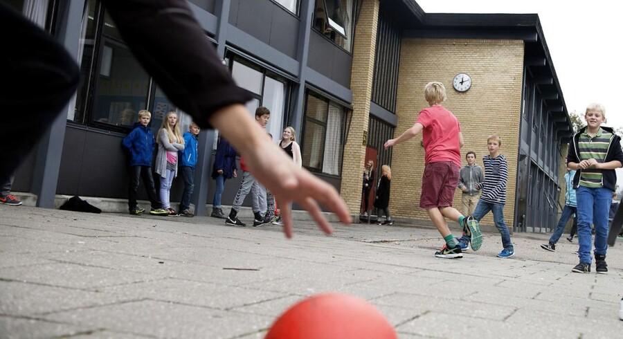 ARKIVFOTO 2014 fra Taastrup privatskole