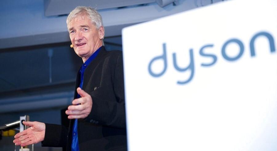 Støvsugerkongen James Dyson sagde onsdag til Financial Times, at firmaet »har investeret meget i ny batteriteknologi, solid-state batterier, men det kan tage tid at nå i mål med den slags teknologi.«
