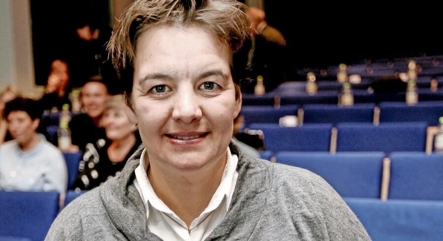 Mens alt endnu var godt: I november 2012 blev advokat Susanne Fryland hyldet som Årets Iværksætter i Slagelse, hvor hun havde sat en række aktiviteter i gang. Arkivfoto: Anders Ole Olsen/Sjællandske