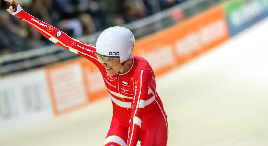 I sidste weekend sluttede Trine Schmidt (billedet) og Julie Leth på en flot andenplads ved et World Cup-løb i Chile og understregede dermed potentialet i den nye olympiske banedisciplin.